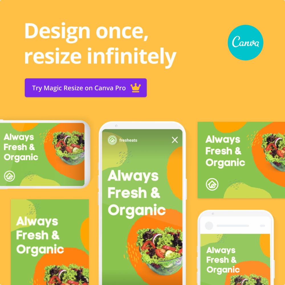 Become a Canva Pro Today!