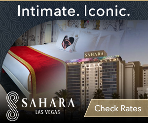 Stay at Sahara Las Vegas