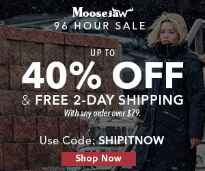 96 Hour Sale - Up to 40% off plus Free 2-Day Shipping with any item over $99
