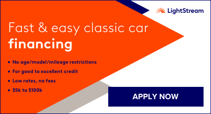Low Interest Classic Car Financing from LightStream