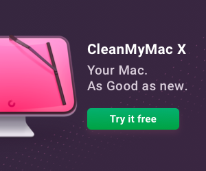 Keep your Mac clean and fast with CleanMyMac 2!