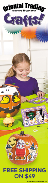 Christian Halloween Pumpkin Crafts coupon code