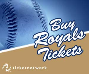 Buy Kansas City Royals Tickets!