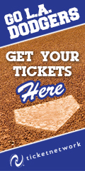 Buy Tickets to see the LA Dodgers!