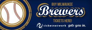 Buy Milwaukee Brewers Tickets!