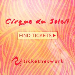 Tixpick Tickets to see Cirque du Soleil