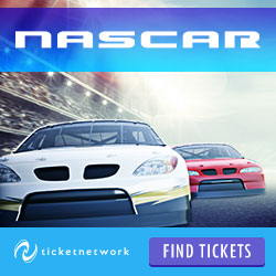 Tixpick Tickets to see NASCAR Events
