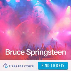 Tixpick Tickets to Bruce Springsteen