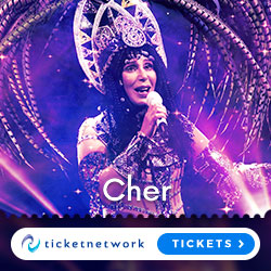 Tixpick Tickets to see Cher