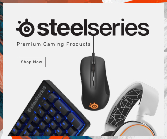 Get Free Shipping on select items at SteelSeries.com