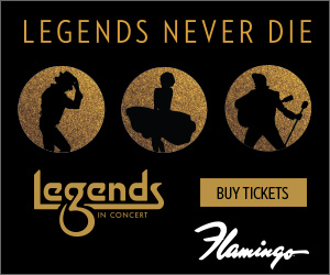 Save $20 on Legends In Concert Tickets