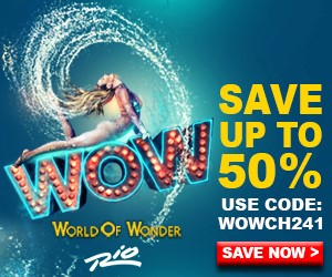 Save up to 50% on WOW-World of Wonder Tickets