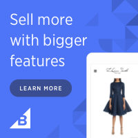 Sell more online with bigcommerce