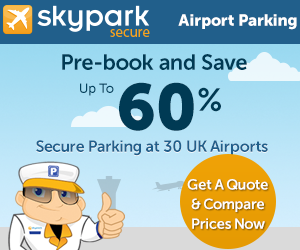 SkyParkSecure Airport Parking. Up to 60% off prebooked at 28 UK airports