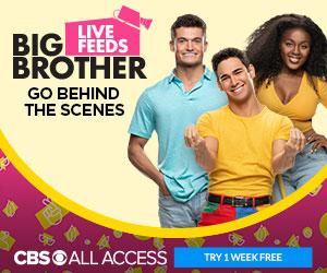 CBS AllAccess BigBro 300