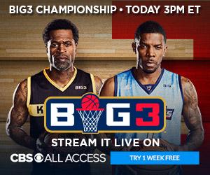 CBS AllAccess Big3 300