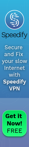 Try Speedify For Free! Get Faster, More Reliable Internet!