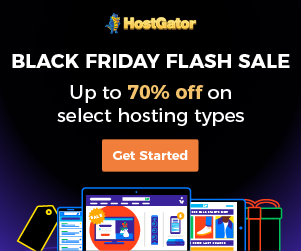 Black Friday Flash