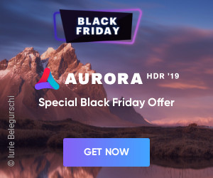 Aurora HDR 2019 Black Friday Offer