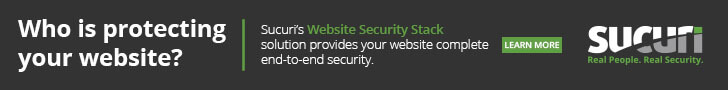 Sucuri Church Website Security