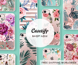 Casetify Fall 2017 Offer