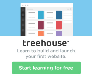 Treehouse- Start Learning Online Free