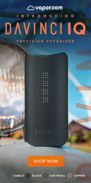 Introducing the DaVinci IQ - now available from VapeWorld