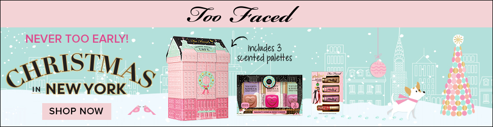 too faced holiday 2016 gifts