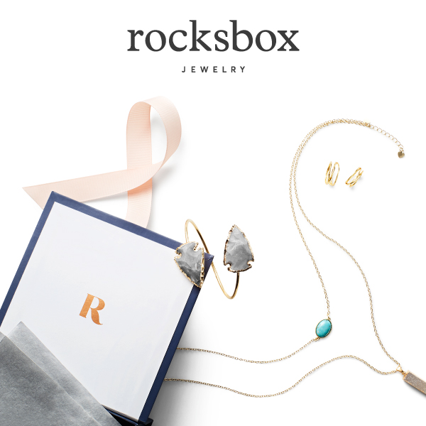 Rocksbox for the New Year