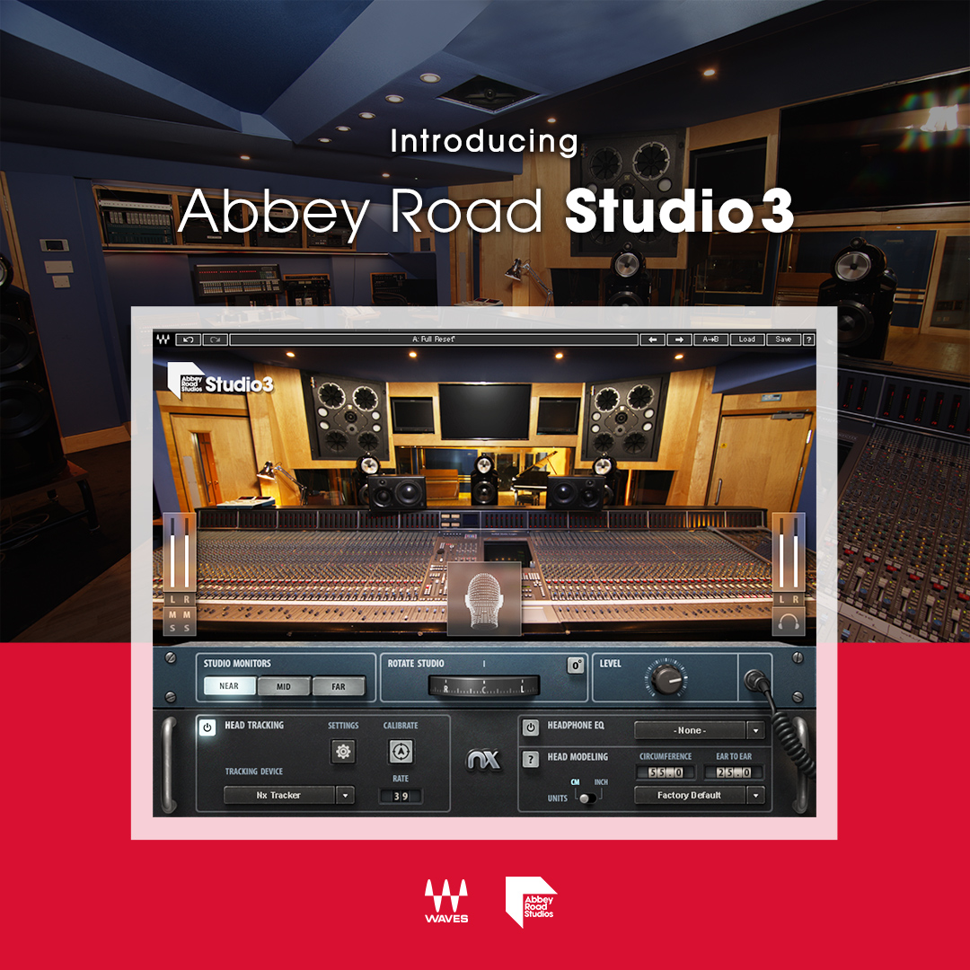 Abbey Road Studio 3