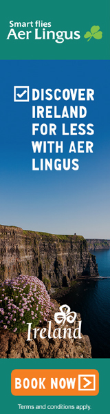 Fly to Dublin with Aer Lingus