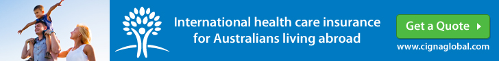 healthcare for australians moving abroad