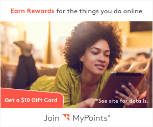 Get rewarded for everyday activity. $10 sign on bonus.