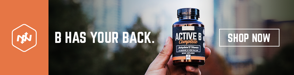 Shop Active B Vitamins at Onnit