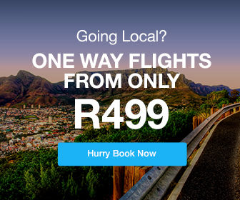 Travelstart Domestic Flight Deals