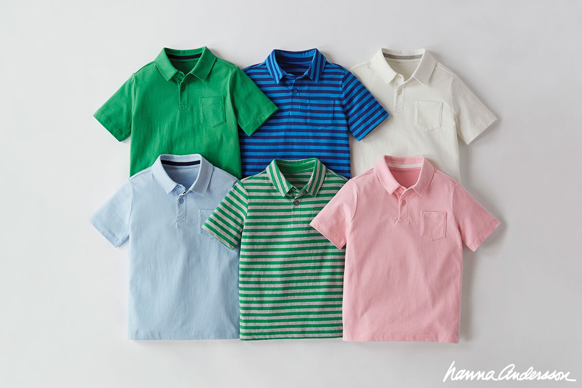 Shop boys tops at Hanna Andersson!