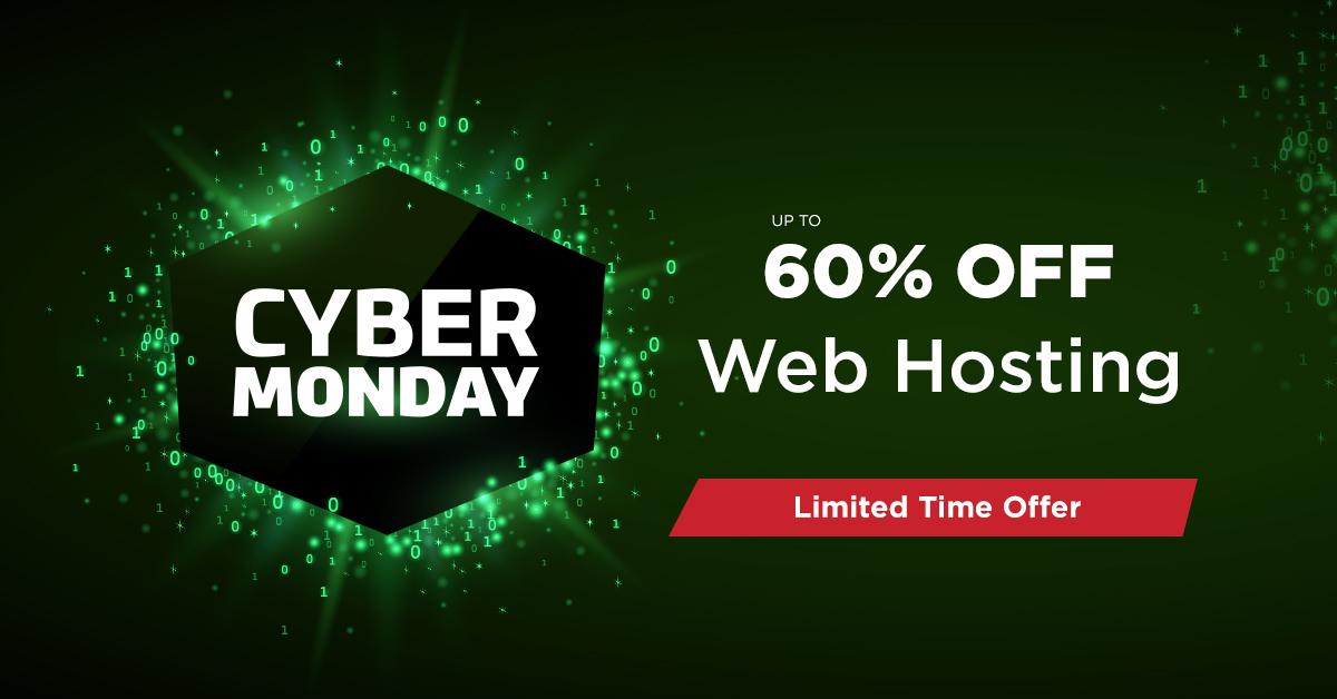 Hostgator - EXTENDED Cyber Monday Sale! 2