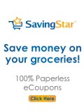 SavingStar, Inc. Save on groceries with no clipping and no printing today