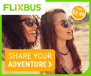 Book Your Bus Trip with Flix