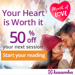3 Free Minutes + 50% OFF Valentine's Special!