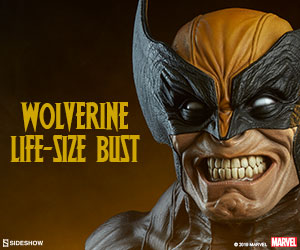 Wolverine Marvel Life-Size Bust