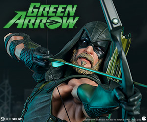 Green Arrow Premium Format