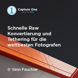 Capture One Bildbearbeitung