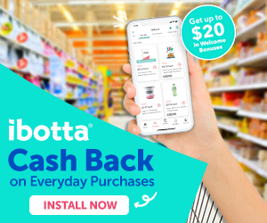 Get ibotta's mobile app today to start saving on food and household items!