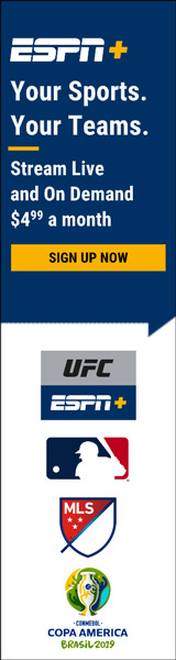 Sign up for ESPN+ and Stream Live Sports!