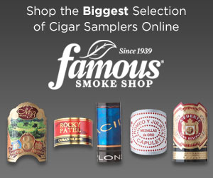 Sample the Best Cigars from the Best Brands