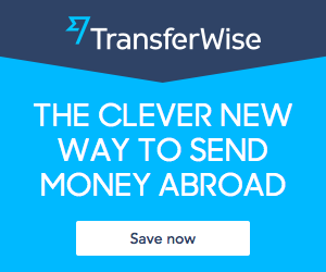 TransferWise Money Transfer Account