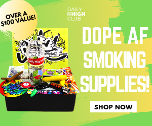 Smoking Supplies by Daily High Club