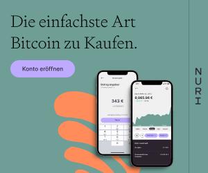 Bitcoin Girokonto