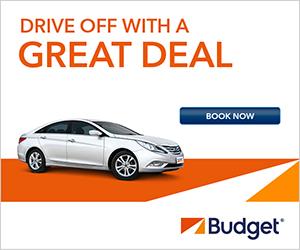 Budget - Drive Off - 300x250